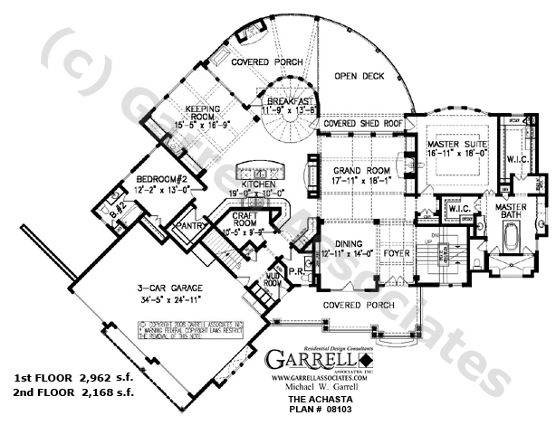 Best floor plans lake front plan 3126 square feet 3 for Best home plan sites